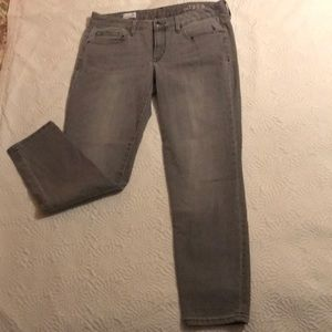 Gap 1969 Jeans Size 31R in Vintage Gray